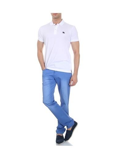 Beymen Studio Pantolon Mavi
